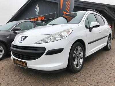 used Peugeot 207 1,4 XR+ SW