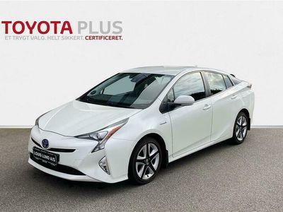 brugt Toyota Prius 1,8 Hybrid H3 122HK 5d Aut.