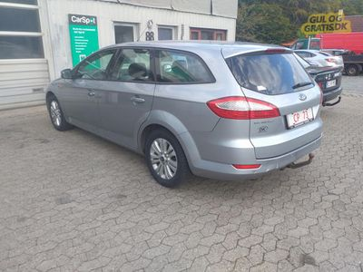 brugt Ford Mondeo 2.0tdci - Nysynet