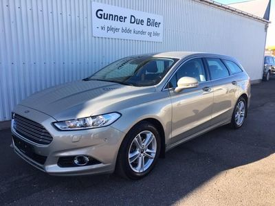 used Ford Mondeo 2,0 TDCi Titanium 150HK Stc 6g