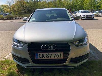 brugt Audi A4 A4 1,81.8 TFSI 170 HK 4d