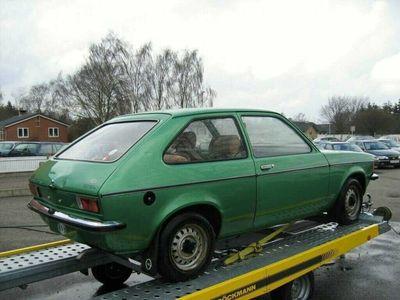 brugt Opel Kadett 1,2 City