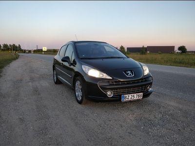 brugt Peugeot 207 1,6 I AUT 5D