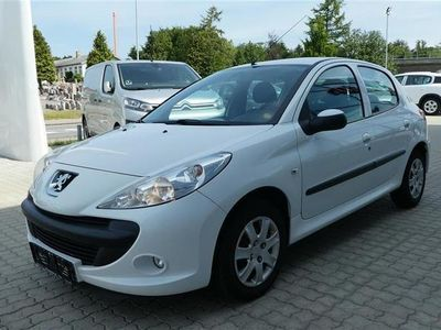 used Peugeot 206+ 1,4 Active 75HK 5d