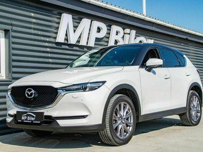 brugt Mazda CX-5 2,0 SkyActiv-G 165 Optimum aut.