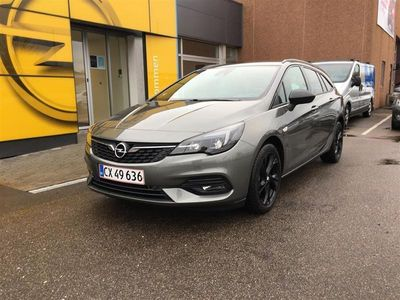 brugt Opel Astra Sports Tourer 1,5 Turbo CityLine 105HK Stc 6g