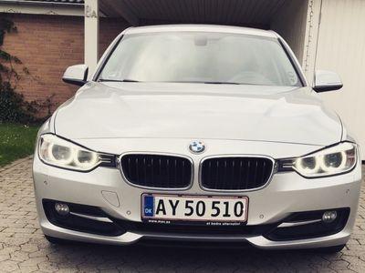 brugt BMW 320 3 SERIE D AUT