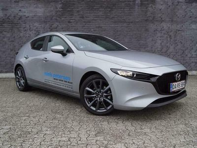 brugt Mazda 3 2,0 Skyactiv-G Mild hybrid Sky 150HK 5d 6g