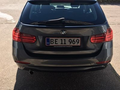usado BMW 320 d 2,0 EfficientDyn. 163HK 8g Aut.