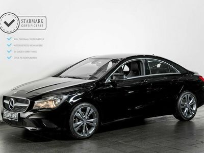 second-hand Mercedes CLA200 d