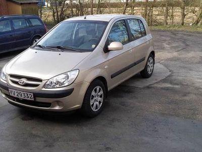 käytetty Hyundai Getz 1,5 CRDI