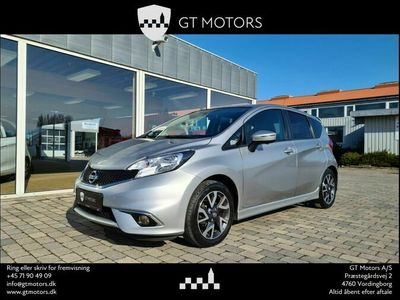 brugt Nissan Note 1,5 dCi 90 Acenta Tech