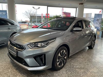 brugt Kia cee'd SW 1,6 GDI PHEV Upgrade DCT 141HK Stc 6g Aut.