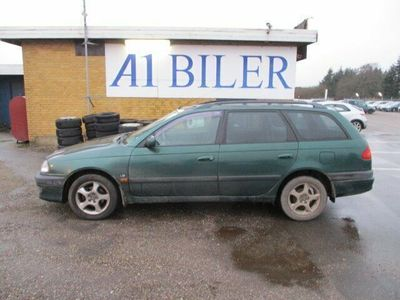 brugt Toyota Avensis 1,8 Sol stc.