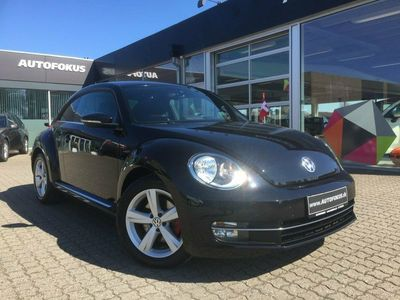 used VW Beetle The2,0 TSi 200 Sport DSG