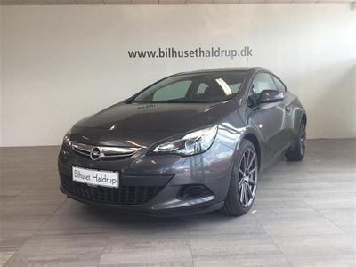 brugt Opel Astra GTC 1,7 CDTI Sport Start/Stop 130HK 3d 6g