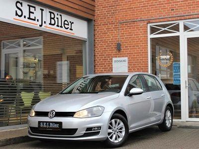 brugt VW Golf 1,4 BlueMotion TSI Comfortline 122HK 5d 6g A