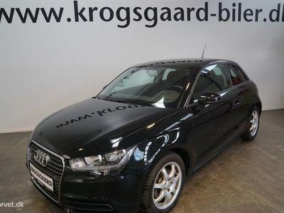 brugt Audi A1 1,4 T FSI Ambition 122HK 3d 6g