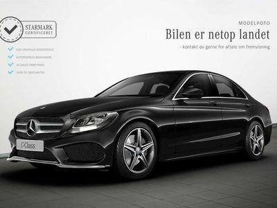 käytetty Mercedes C200 2,0 AMG Line aut.
