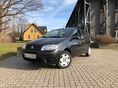 brugt Fiat Punto 1,2 3-DØRS