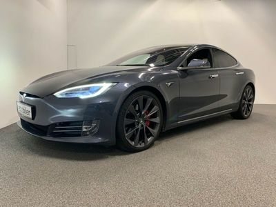 brugt Tesla Model S Ludicrous Performance AWD