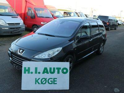 brugt Peugeot 307 2,0 HDi Airvan aut.
