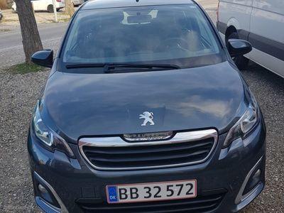 second-hand Peugeot 108 1,0 e-Vti Intense 69HK 5d