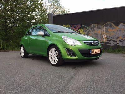 usata Opel Corsa 1,4 Twinport Sport Edition 100HK 3d
