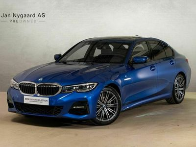 brugt BMW 320 d 2,0 M-Sport aut.