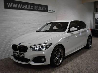 brugt BMW 120 d 2,0 M-Sport aut.