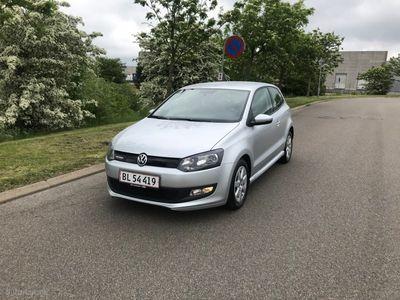 brugt VW Polo 1,2 blueMotion TDI 30,3 75HK 3d