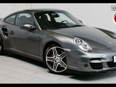 brugt Porsche 911 Turbo 3,6 Coupé Tiptr.