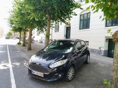 brugt Ford Fiesta 1.0 EcoBoost (100 HK) Hatchback, 5 dørs Forhjulstræk Manuel