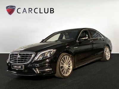 brugt Mercedes S500 4,7 AMG Line aut. 4-M