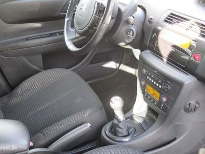 brugt Citroën C4 1,6 HDI VTR Plus 110HK 5d