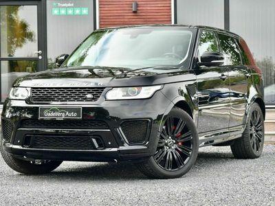 brugt Land Rover Range Rover Sport 3,0 SDV6 SE aut.