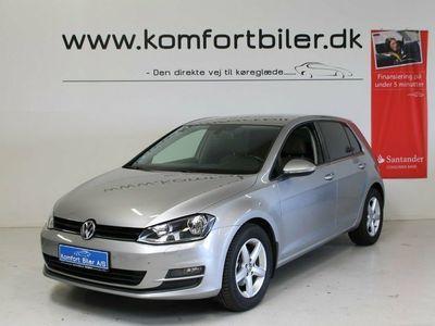 usado VW Golf VII 1,6 TDi 105 Comfortline BMT