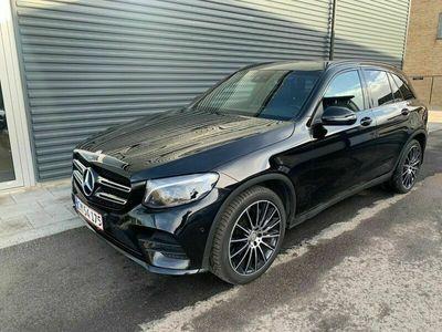 brugt Mercedes GLC220 d 2,2 AMG Line aut. 4Matic