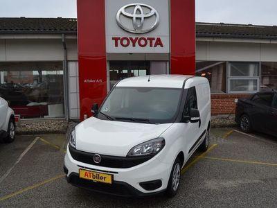 brugt Fiat Doblò L1 1,3 MJT Professional A/C 95HK Van