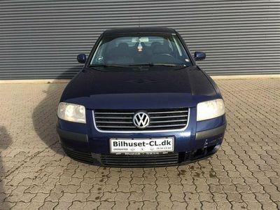 brugt VW Passat 1,9 TDI 100HK