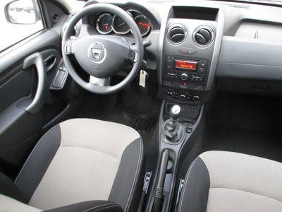 brugt Dacia Duster 1,5 dCi Van 90HK 5d