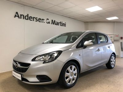 brugt Opel Corsa 1,4 ECOTEC Enjoy 75HK 5d