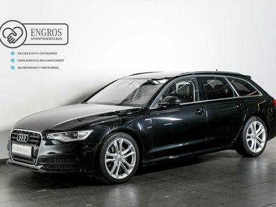 gebraucht Audi A6 3,0 TDi 204 Avant Multitr.