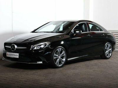 usata Mercedes CLA200 1,6 aut.