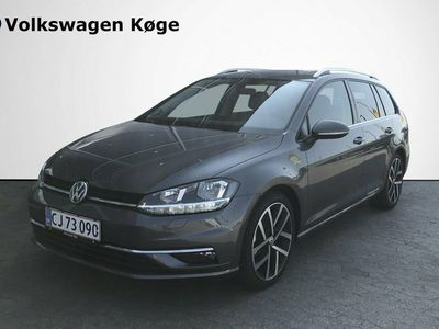 brugt VW Golf VII 1,5 TSi 150 Highl. Variant DSG