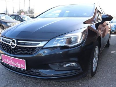 used Opel Astra 6 CDTi 110 Innovation ST