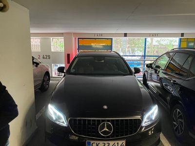 brugt Mercedes E220 2.0 194 HK Avantgarde