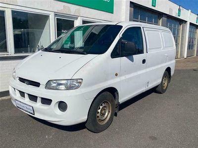 brugt Hyundai H-1 Kort 2,5 D 80HK Van