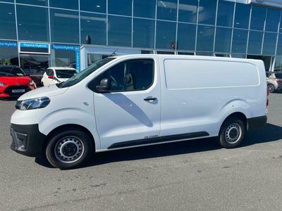 brugt Toyota Proace Long 2,0 D Comfort 122HK Van 6g B