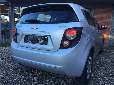 brugt Chevrolet Aveo 1,2 ECO LT 86HK 5d
